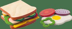 WOODY Zestaw przygotuj sandwich