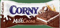 CORNY MILK & Choco 30g - cereálna tyčinka