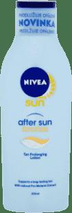 NIVEA SUN After sun bronze mleczko po opalaniu 200 ml