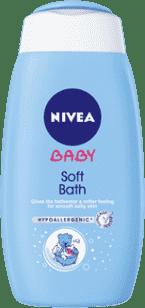 NIVEA Baby Kremowa piana do kąpieli 500ml