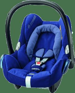 MAXI-COSI CabrioFix Fotelik samochodowy – River Blue