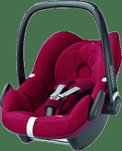 MAXI-COSI Pebble Fotelik samochodowy – Robin Red