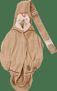 LODGER Nostíko Shelter Fleece – Reluxury Sepia