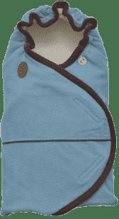 LODGER Zavinovačka Wrapper Fleece – Reluxury Silvercreek