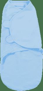 SUMMER INFANT Otulacz SwaddleMe S – niebieski