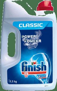 FINISH PowerPowder Prášok Regular 2,5 kg