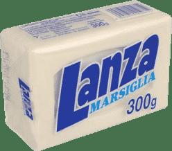 LANZA Mýdlo 300g - prací prostředek