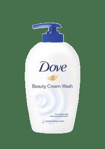 DOVE krémové tekuté mydlo 250ml
