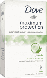 DOVE deo stick Maximum Protection FreshTouch 45ml (antiperspirant)