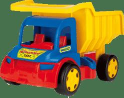 WADER Auto Gigant Truck sklápač - plast WADER