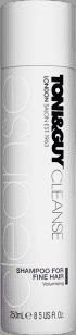 TONI&GUY Szampon do włosów delikatnych 250 ml
