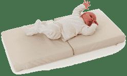 HAUCK Materac Sleeper Dream N Care beige 2016