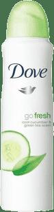 DOVE deo spray Svieži dotyk 150ml (antiperspirant)