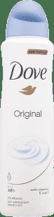 DOVE deo spray Original 150ml (antiperspirant)