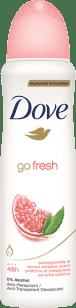 DOVE deo spray Granátové jablko 150ml (antiperspirant)