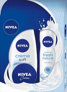 NIVEA Zestaw w praktycznej kosmetyczce FRESH