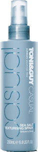 TONI & GUY stylingový sprej s mořskou solí 200ml