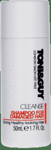 TONI & GUY šampon pro poškozené vlasy 50 ml