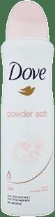 DOVE Dezodorant deo spray Powder Soft 150 ml – antyperspirant