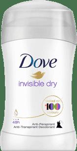 DOVE Invisible Dry Dezodorant Deo Stick 40 ml – antyperspirant