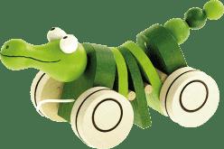 BINO Tahací krokodíl