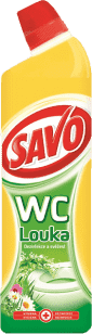 SAVO WC Łąka 750 ml