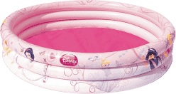 BESTWAY Nafukovací bazén Princess - priemer 122 cm, výška 25 cm