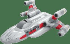 BESTWAY Dmuchany ponton X -Fighter Rider Star Wars – 150 x 140 cm