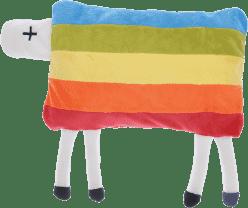 MIKRO TRADING Poduszeczka owieczka z nóżkami