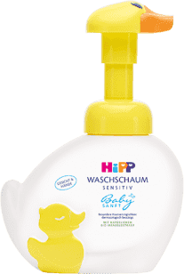 HIPP Babysanft Pianka do mycia 250ml – kaczuszka