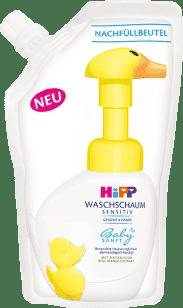HIPP Babysanft Pianka do mycia – wkład zapasowy 250ml