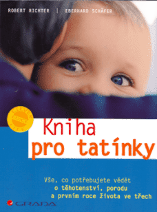 KNIHA pro tatínky (CZ)