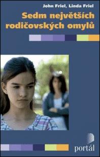 KNIHA Sedm největších rodičovských omylů (CZ)
