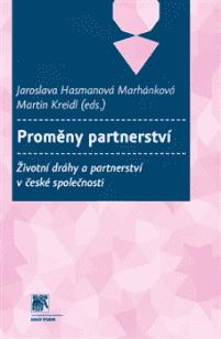 KNIHA Proměny partnerství (CZ)