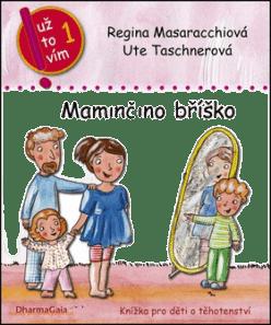 KNIHA Maminčino bříško (CZ)