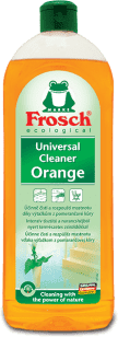 FROSCH EKO Univerzálny čistič pomaranč 750 ml