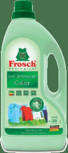 FROSCH EKO Na praní barevného prádla 1,5 l ( 20 dávek)