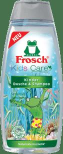 FROSCH EKO 2v1 Sprchový gél a šampón pre deti 250ml