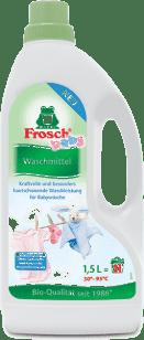 FROSCH EKO Hypoalergiczny żel do prania niemowlęcych ubranek 1m5 l ( 20 prań)