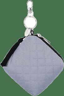 LULLALOVE Puzdro / taška pre mamičku, steel