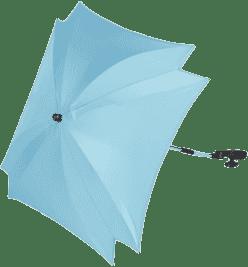 ZOPA Slunečník čtvercový + UV, modrá