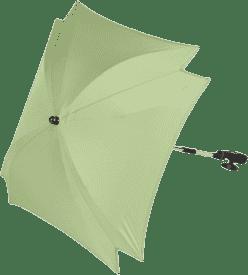 ZOPA Slnečník štvorcový + UV, zelená