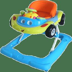 ZOPA Detské chodítko Cars, modré
