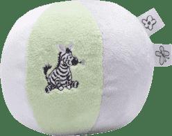 BEBE-JOU Dinkey Zebra, šuštiace plyšový balón - zebra
