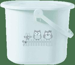 BEBE-JOU Kyblík na pleny Owl family