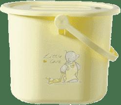 BEBE-JOU Kýblik na plienky Humphrey žltý