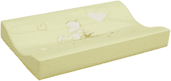 BEBE-JOU Přebalovací podložka malá Humphrey žlutá