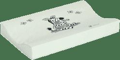 BEBE-JOU Prebaľovacia podložka malá Dinky Zebra sv. zelená