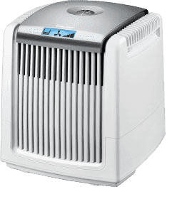 BEURER LW 110 Zvlhčovač a čistič vzduchu, bílá