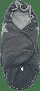 LODGER Fusak Bunker Fleece – Antracite